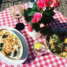@tasteofpoznan - po jednym z Waszych ostatnich wpisów, ta knajpka cały czas za mną chodziła 😉🍝🇮🇹❤️😋 #daluigi #daluigipoznan #tasteofpoznan #smakiwartepoznania #food #foodporn #foodstagram #foodlover #italianfood #pasta #pastalover #poznan #poznanstaremiasto #summer #sunnyday