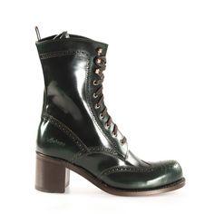 women-boot-professor-green