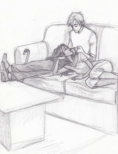 art drawing sketch couple