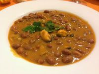 FallenAngelinCucina: Zuppa di Fagioli e Cozze