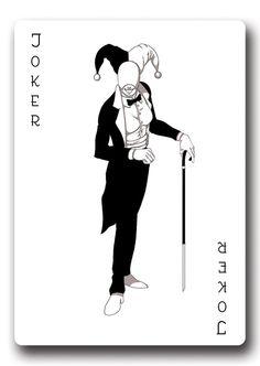 Joker - Black