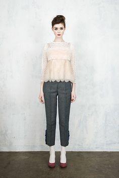ルール ロジェット(leur logette) 2016-17年秋冬 コレクション Gallery32 - ファッションプレス