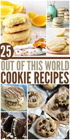 Delicious cookies that will WOW at the next cookie swap or bake sale. Yum!! Getting my cookie fix tonight.
