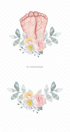 New born watercolor clipartbaby feet clipartwatercolor baby Cute Wallpaper Backgrounds, Flower Backgrounds, Baby Shower Clipart, Baby Shower Cards, Baby Shower Invitaciones, Baby Frame, Baby Illustration, Baby Painting, Baby Clip Art