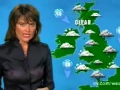 Chrissie Reidy [ITV Weather] - See thru top & no bra. Itv Weather, Weather News, Mexican Weather Girl, Stephanie Abrams, Girls Slip, News Anchor, Celebrities, Image, Discovery
