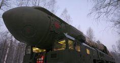 Terza guerra mondiale 2017: missile nucleare russo pronto all'uso