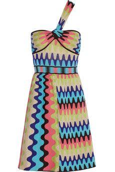 M Missoni Crochet-knit cotton-blend dress   NET-A-PORTER. I am in love.