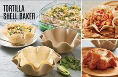 Tortilla Shell Baker