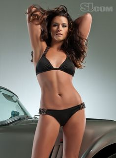 Danica Patrick - Sports Illustrated Swimsuit 2009 Location: New York ...