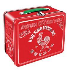 Sriracha Lunch Box