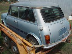 78 Blue 998 LS from South Australia - friend of mine currently restoring 2012.. Very original car, vinyl roof, original mag's etc.