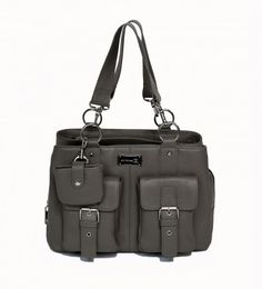 Girls Day Out Leather Camera Bag by SHUTTER|bag