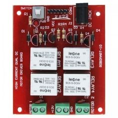 Buy motor driver board, motor board at best prices from Robomart in all over india.