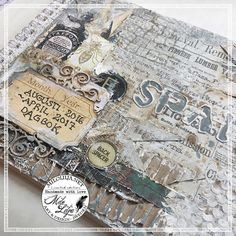 This is my first book cover in mixed media. I made one yesterday but did not like it so I started over again this morning. I will use this one as diary for my time in Spain August 2016-April 2017. I have my other account here at Instagram @milolilja if you want to see pictures from my life.  See all my mixed media at the tag: #miloliljaartMIXEDMEDIA  {#miloliljaart} {#myart} {#scrapbooking} {#tarjetas} {#crazycat} {#diary} {#artesanías} {#art} {#artist} {#masterpiece} {#paperart}…