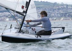 fastest+sailing+dinghies | ... were competing in the Supernova Class, a fast single handed dinghy