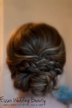 Wedding hair up do   By Essex Wedding Beauty  www.essexweddingbeauty.co.uk