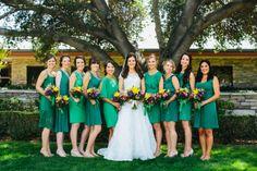 Go Green! {Wedding Inspiration}   Desiree Hartsock http://www.desireehartsock.com/go-green-wedding-inspiration/