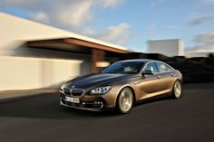 BMW Grand Coupe (F06) - simply a very beautiful car