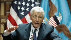 The American Secretary of Defense confirms destruction of all chemical weapons Syria
