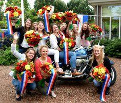 Geslaagden Examenboeket Mooiwatbloemendoen.nl