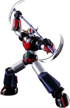 Bandai Tamashii Nations Super Robot Chogokin Grendizer Action Figure (japan import) in Figures. Old Cartoon Movies, Japanese Robot, Anime Store, Frame Arms Girl, Monster Cards, Super Robot, Cool Things To Buy, Stuff To Buy, Digimon