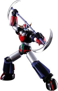 Bandai Tamashii Nations Super Robot Chogokin Grendizer Action Figure (japan import) in Figures. Old Cartoon Movies, Japanese Robot, Anime Store, Frame Arms Girl, Monster Cards, Super Robot, Cool Things To Buy, Stuff To Buy, Mega Man