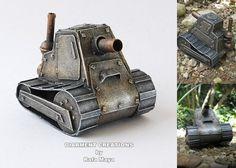 steampunk+tank+by+Diarment.deviantart.com+on+@DeviantArt