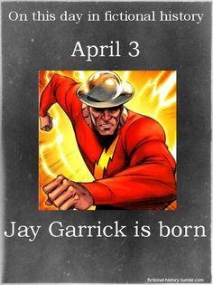 (Source) Name:Jay GarrickBirthdate:April 3Sun Sign:Aries