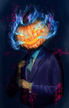 """I've done this piece inspired by the paintable pumkin challenge """"Curve you own Pumpkin"""" Pumpkin Carving, Challenges, Inspired, Halloween, Digital, Pumpkin Carvings, Spooky Halloween"""