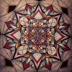 Mandala Designs, nightsisters.