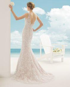 9abb9e9f1b9 Rosa Clará Soft - Viena - Wedding Dress Wedding Dresses Photos