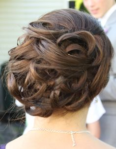 my hair for prom again.