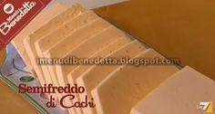 Semifreddo ai Cachi
