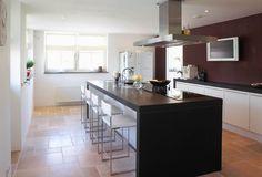 Moderne keuken.