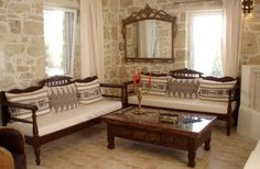 Crete Properties Greece - Cretan Houses and Properties for sale, Real estate, South Crete Properties, Luxury Villas and Houses for sale Old Country Houses, Greek House, Heraklion, Crete, Oasis, Beach House, Restoration, Villa, Traditional