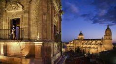SALAMANCA EN OCHO CLAVES Paseamos por su casco histórico descubriendo palacios, claustros, templos y jardines mientras disfrutamos de su ambiente universitario, siempre alegre y fresco
