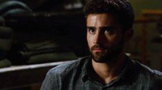 Max Ehrich as Hunter May Under The Dome Season 3 Episode 12 2015.