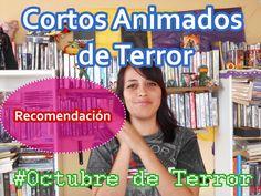Te recomiendo algunos cortos animados de terror.  https://www.youtube.com/watch?v=7IpkYwmTEKg