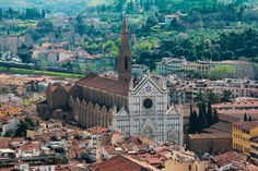 FLORENCE - Basílica de Santa Croce
