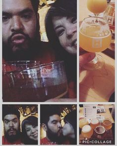 Ended last night with an impromptu date night. Started off at @dba256 then made our way over to @homagebrewing The newest brewery in our neighborhood and we really loved it.  #latepost #datenight #downtownpomona #craftbeer #vintagepopandvice