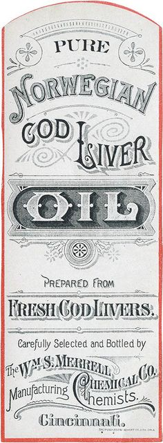 Vintage typography and labels