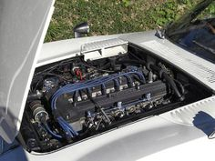1968 Toyota 2000GT Coupe For Sale Engine