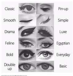 Admittedly, it is not easy to draw a perfect eyeliner. But with the . - Admittedly, it is not easy to draw a perfect eyeliner. But with this trick your eyeliner will never - Eyeliner Hacks, Makeup Tutorial Eyeliner, How To Apply Eyeliner, No Eyeliner Makeup, Kiss Makeup, Winged Eyeliner, Emo Eyeliner, Everyday Eyeliner, Eyeliner Liquid