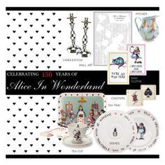 Celebrating 150 Years Of Alice In Wonderland