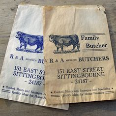 back to basics - like the butcher is increasingly fading out because the prices aren't competitive - same do traditions