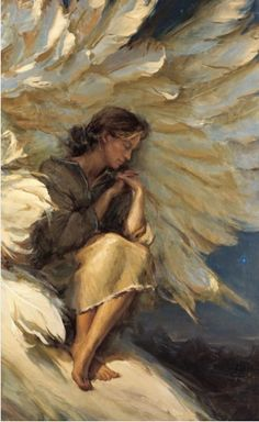 He hides me in the shelter ofHis wings