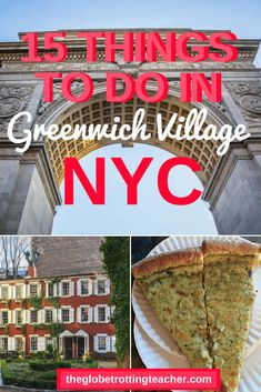 Things to Do in Greenwich Village NYC | Planning what to do in Greenwich Village NYC? This guide is written by a local with tips about favorite restaurants, shops, where to have brunch, eat NYC pizza, see neighborhood favorites like the Friends or Carrie Bradshaw Apartments, as well as what to do at night in the Village. #travel #NYC Travel With Kids, Family Travel, Travel Guides, Travel Tips, York Things To Do, Best Travel Websites, East Coast Usa, Us Travel Destinations