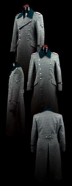 officer's M36 coat www.romilitaria.com