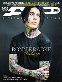 AP 322.2 // May 2015 // Falling In Reverse