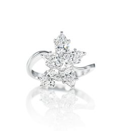Winston Cluster by Harry Winston, Ring
